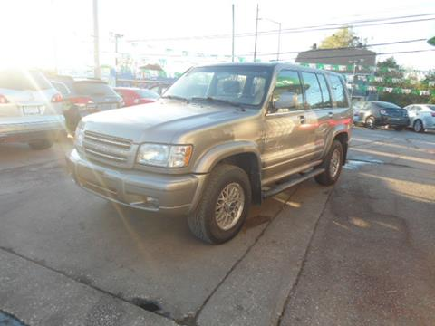 2002 Isuzu Trooper for sale in Finksburg, MD