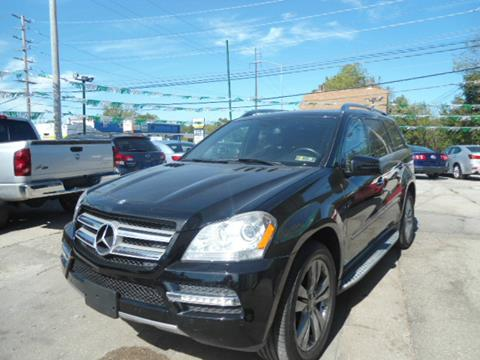 2012 Mercedes-Benz GL-Class for sale in Finksburg MD