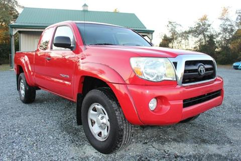 2005 Toyota Tacoma for sale in Finksburg MD