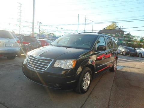2009 Chrysler Town and Country for sale in Finksburg, MD