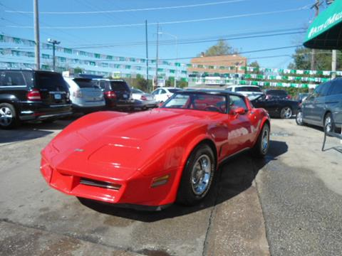 1980 Chevrolet Corvette for sale in Finksburg MD