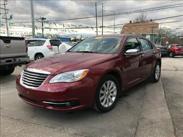 2013 Chrysler 200 for sale in Finksburg, MD