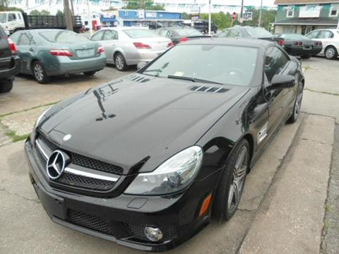 2009 Mercedes-Benz SL-Class for sale in Finksburg MD