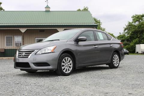 2015 Nissan Sentra for sale in Finksburg, MD