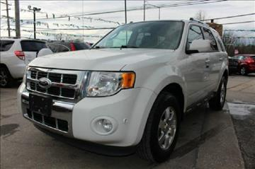2012 Ford Escape for sale in Finksburg, MD