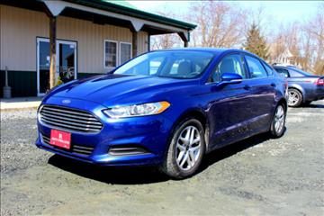 2014 Ford Fusion for sale in Finksburg, MD