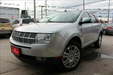 2010 Lincoln MKX for sale in Finksburg, MD