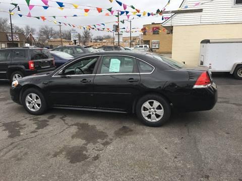 2011 Chevrolet Impala For Sale Carsforsale Com