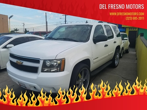 2007 Chevrolet Tahoe for sale in Los Angeles, CA