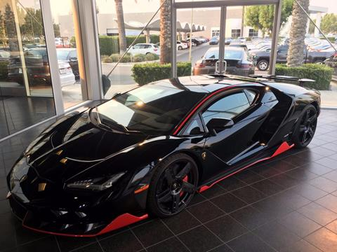 2017 Lamborghini Centenario for sale in Scottsdale, AZ