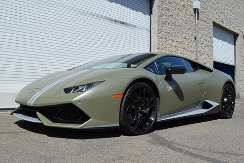 Lamborghini Huracan For Sale In Scottsdale Az