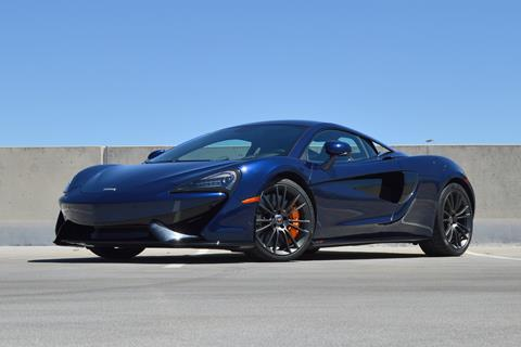 2018 McLaren 570S for sale in Scottsdale, AZ