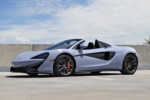 2018 McLaren 570S Spider for sale in Scottsdale, AZ