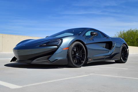 2020 McLaren 600LT Spider for sale in Scottsdale, AZ