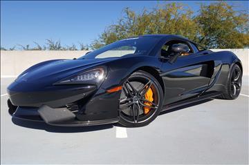 2017 McLaren 570S Coupe for sale in Scottsdale, AZ