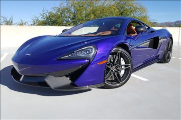 2017 McLaren 570S Coupe for sale in Scottsdale, AZ