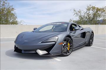 2017 McLaren 570GT for sale in Scottsdale, AZ