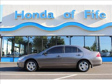 2007 Honda Accord for sale in Fife, WA