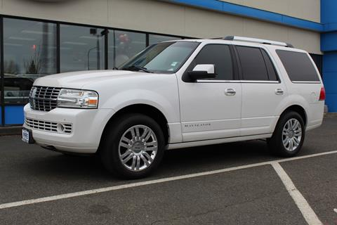 2012 Lincoln Navigator for sale in Fife, WA