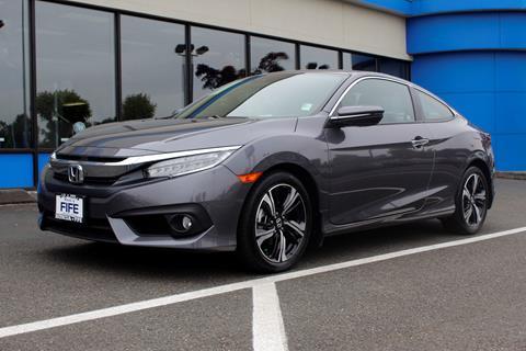 2016 Honda Civic for sale in Fife, WA