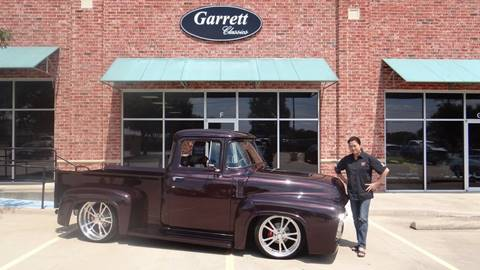 1956 Ford F-100 for sale in Lewisville, TX