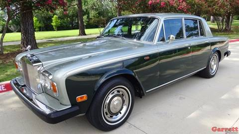 1976 Rolls-Royce Silver Shadow for sale in Lewisville, TX