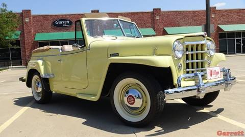 1950 Willys Jeepster for sale in Lewisville, TX