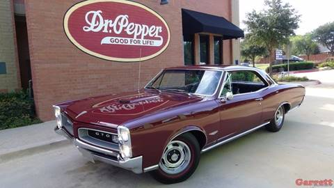 1966 Pontiac GTO for sale in Lewisville, TX
