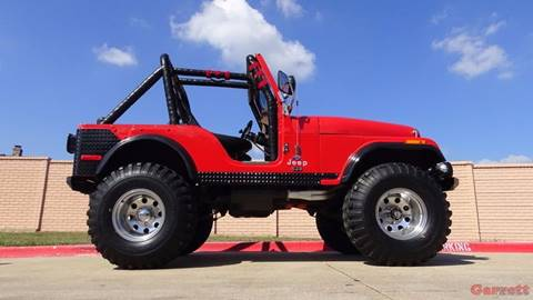 1976 Jeep CJ-5 for sale in Lewisville, TX