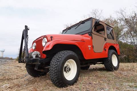 1966 Jeep CJ-5 for sale in Lewisville, TX
