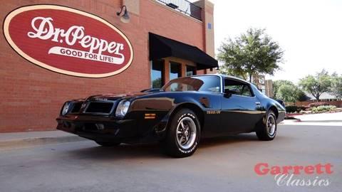 1976 Pontiac Firebird for sale in Lewisville, TX