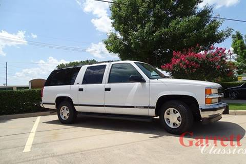 1997 Chevrolet Suburban for sale in Lewisville, TX