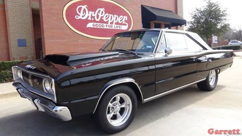 1967 Dodge Coronet for sale at Garrett Classics in Lewisville TX