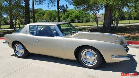1963 Studebaker Avanti for sale in Lewisville, TX