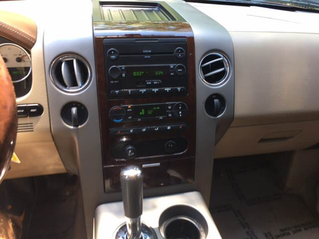 2006 Ford F-150 for sale at IRONWORKS MOTORSPORTS in Cartersville GA