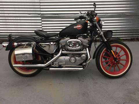 2001 Harley-Davidson Sportster for sale at IRONWORKS MOTORSPORTS in Cartersville GA