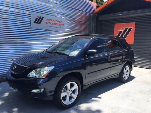 2004 Lexus RX 330 for sale at IRONWORKS MOTORSPORTS in Cartersville GA