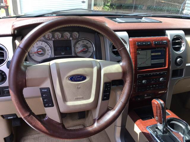2009 Ford F-150 for sale at IRONWORKS MOTORSPORTS in Cartersville GA