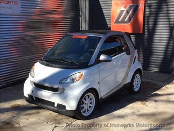 2008 Smart fortwo for sale in Cartersville, GA