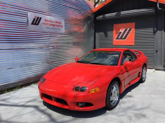 1997 Mitsubishi 3000GT for sale at IRONWORKS MOTORSPORTS in Cartersville GA