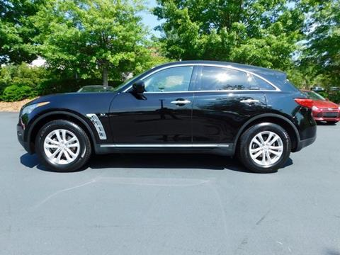 2016 Infiniti QX70 for sale in Raleigh, NC