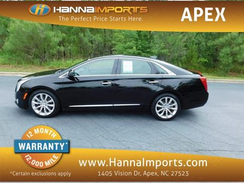 2015 Cadillac XTS for sale in Raleigh, NC