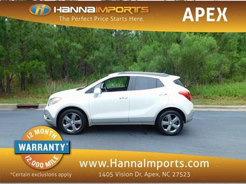 2013 Buick Encore for sale in Raleigh, NC