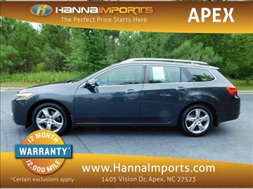 2011 Acura TSX Sport Wagon for sale in Raleigh, NC