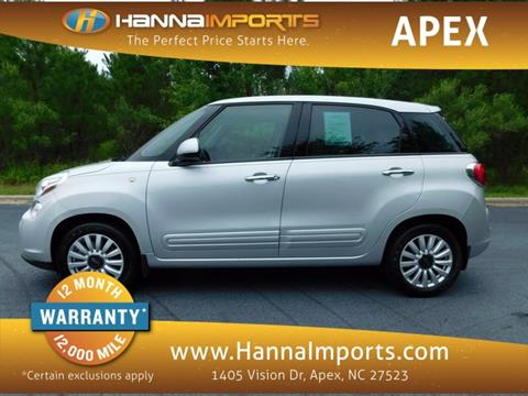 2015 FIAT 500L for sale in Raleigh, NC