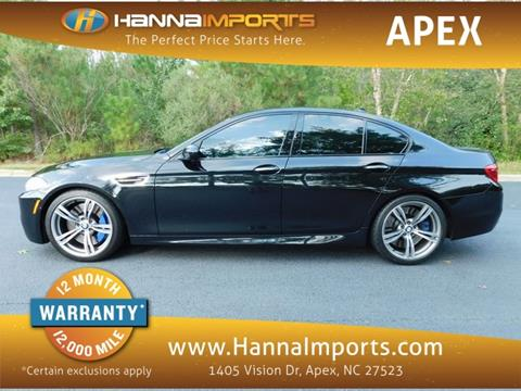 2014 BMW M5 for sale in Raleigh, NC