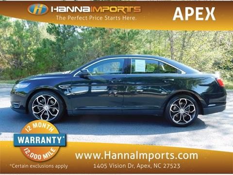 2015 Ford Taurus for sale in Raleigh, NC