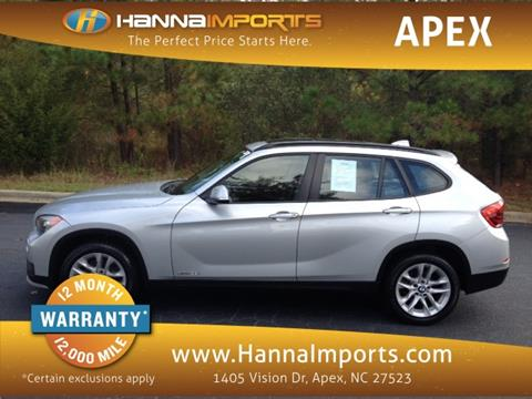 2015 BMW X1 for sale in Raleigh, NC