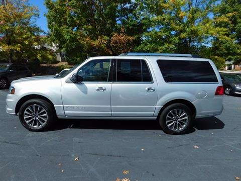 2015 Lincoln Navigator L for sale in Raleigh, NC