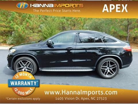 2016 Mercedes-Benz GLE for sale in Raleigh, NC